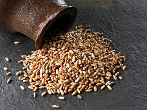 Roasted Brown Rice