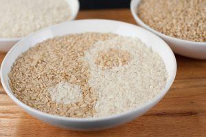 Yin-Yang Rice